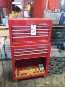 Craftsman Tool Box and Contents - Sub to Bulk | Reqd Rig Fee: $25