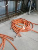 Brewery Hoses - Sub to Bulk | Reqd Rig Fee: $75 or Hand Carry