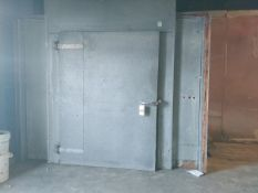 Walk in Cooler, Approx 10ft x 20ft, Associated Condensing Unit - Sub to Bulk | Reqd Rig Fee: $4500