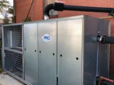 2014 Pro Chiller Glycol Chiller, Dual 12 HP Compressors, 2 HP Circul - Subj to Bulk | Rig Fee: $1750