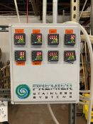 2011 Premier Stainless 8-Tank Cellar Control Panel - Subj to Bulk | Rig Fee: $100