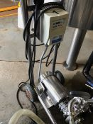 Portable CIP Pump Cart with VFD - Subj to Bulk | Rig Fee: $25