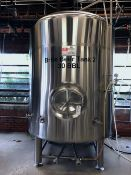 2017 ABS 30 BBL Brite Tank, Glycol Jacketed, S/N: ABSSLB0300117002, - Subj to Bulk | Rig Fee: $950