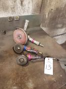 Lot of (3) Air Tools   Rig Fee: $10