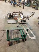 Victor Portable Track Torch Cutting Machine, M# VCM 200, S/N CM 14   Rig Fee: $45