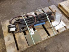 FlexArm Tapping Arm, S/N 010718   Rig Fee: $15