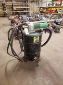 Hafcovac Pneumatic Vacuum   Rig Fee: $20