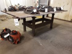 "Welding Table, 48""x96""x1""   Rig Fee: $85"