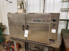 Grieve Bench Oven, M# NB-350   Rig Fee: $45