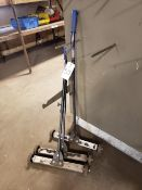 Lot of (3) Magnetic Roller Sweepers   Rig Fee: $15