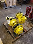 Lot of (4) Electric Cord Reels   Rig Fee: $35