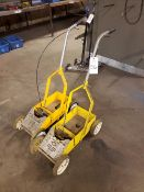 Lot of (2) Striping Machines   Rig Fee: $15