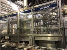 2011 Hartness Dynac Model 6400 Accumulator (Months of Use) - Subj to Bulk