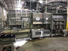 2011 Dairy Conveyor Company Triple Case Stacker - Subj to Bulk