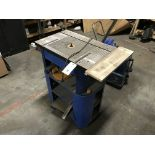 Central Machinery Router Table w/Stand