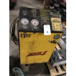 CPS Mach 1AR200 Refrigerant Recovery Recharge System