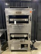 Vulcan Sunglow Twin Gas Broiler
