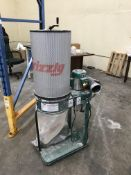 Grizzly #G0583Z, Portable 1 HP Dust Collection w/Cannister