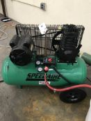Speedaire #52YM09 Electric Air Compressor, Single Phase, 2 HP