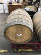 55 Gallon Tonnellerie Vernou Wood Cask/Barrel