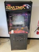 Sega Star Trek Arcade Strategic Operations Simulator Coin Operated (Not Working But Shell is Good)