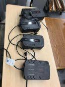 (4) Asst. Back Up Power Supplies