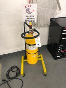 Grade D Combustable Metals Fire Extinguisher, FM Approved, 30LB, Dry Powder