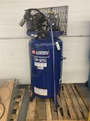 Campbell Hausfeld 5Hp., 140Hp, 80 Gal Upright Air Compressor #TQ310401AJ (AGM07) 240V, 21Amp,