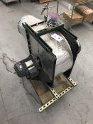 "Blower w/ 2HP 3PH Hazardous Location Inverter Motor 12.5""d Intake/Output #AEHH8P10"