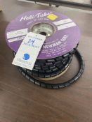 """Spool of Helitube 3/4"""" Spiraly Cut Cable Rack"""