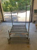 EGA #MD0519 Steel Powder Coated Platform w/1 Step