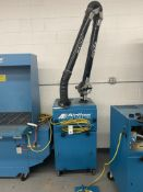Airflow System #MINIPAC-STD-IA 2 Stage Air Extraction System w/Filtration System w/Easy Arm