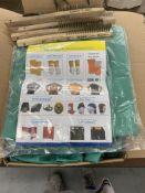 {LOT} Weldas Durable & Washable Flame Resistent Cotton Welding Shirts, Button Ups & Pants