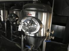 Apex 3.5 BBL Jacketed Fermentation Tank