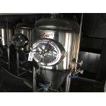 Apex 3.5 BBL Jacketed Fermentation Tank