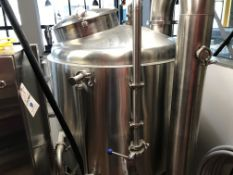 Systech 3 BBL Boil Kettle