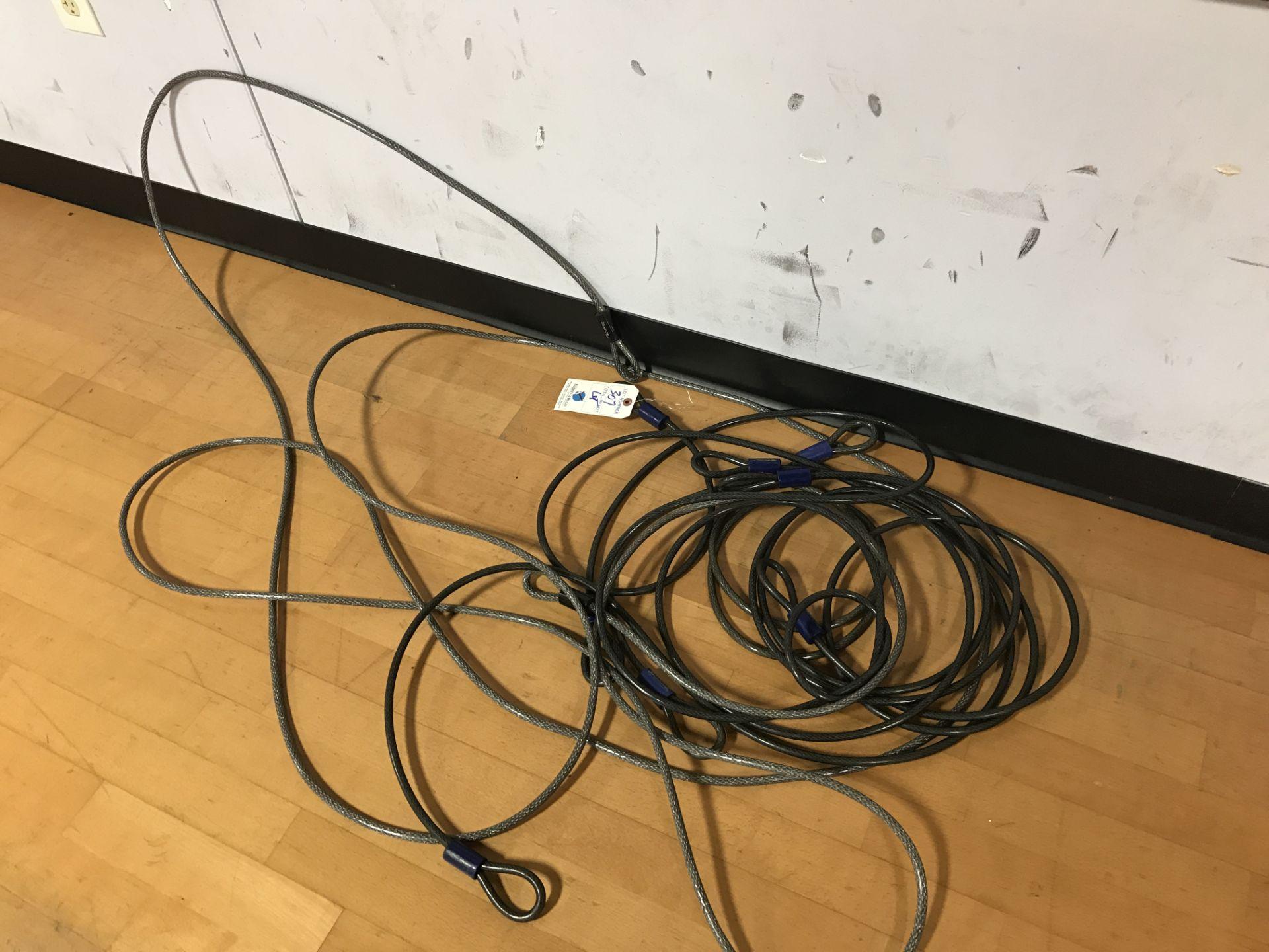 Lot 307 - {LOT} Asst. Schlage Cable