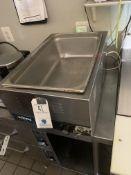 Winco SS Counter Top Pan Warmer
