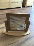 Vanity Table (Romsey)Mirror See Picture For Dimensions and Product Info