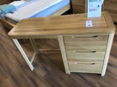 Vanity Table (Romsey) See Picture For Dimensions and Product Info