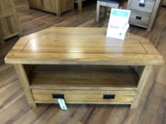 TV Corner Stand (Original Rustic) See Picture For Dimensions and Product Info