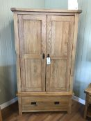 Armoire (Original Rustic) See Picture For Dimensions and Product Info