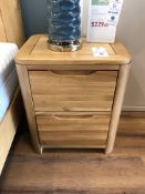 2 Drawer Night Stand (Romsey) See Picture For Dimensions and Product Info