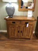 Small Sideboard (Original Rustic) See Picture For Dimensions and Product Info