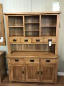 Large Hutch (Original Rustic) See Picture For Dimensions and Product Info