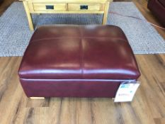 Ottoman (Devon) See Picture For Dimensions and Product Info