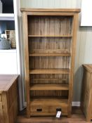 Tall Bookcase (Original Rustic) See Picture For Dimensions and Product Info