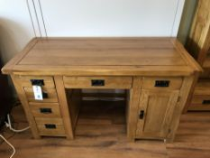 Office Desk (Original Rustic) See Picture For Dimensions and Product Info