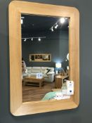 Wall Mirror (Romsey) See Picture For Dimensions and Product Info