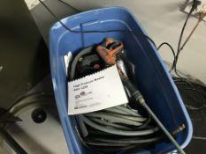 Lawson #GC1250 High Pressure Washer Pump w/Wand